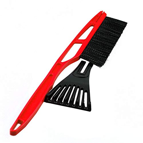 Best Price WISREMT Car Windshield Snow Shovel Deicer, Car Window Windscreen Cleaning Ice Scraper Sno...