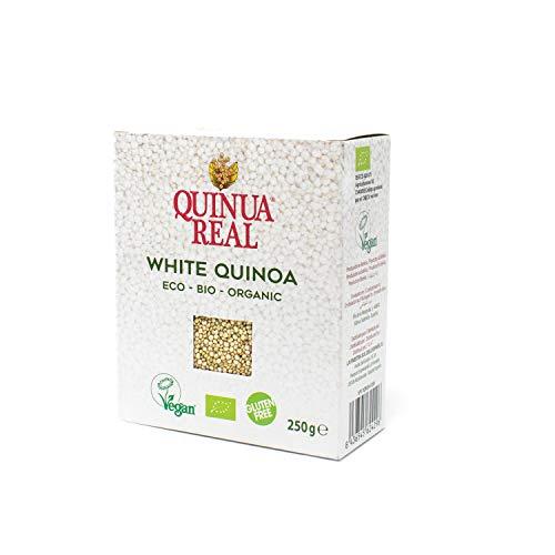 Quinua Real Poliertes Quinoa-Real-Korn Bio glutenfrei (Box mit 6 Stück), 1500 ml