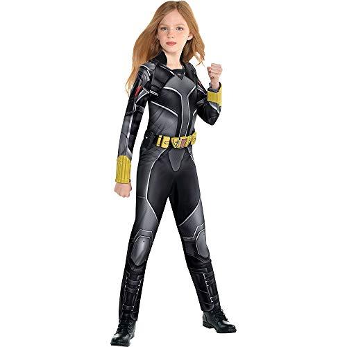 Black Widow Halloween Costume for Girls, Marvel