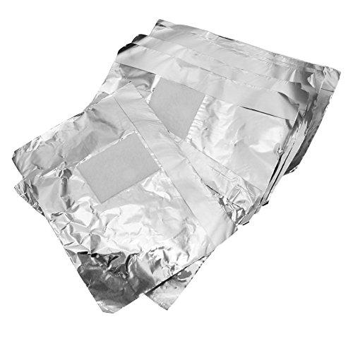 Aluminum Foil Nail Art Wraps