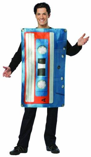 Rasta Imposta Get Real Cassette Tape Costume