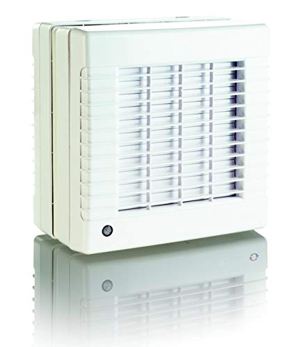 Lüfter Ventilator Fenstereinbau SIKU 125 MA01 230V/50 Hz 185m³/h Weiss