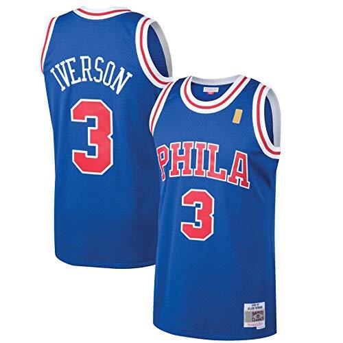 YARUODA Camiseta de baloncesto sin mangas con diseño de estrellas de la marca Royal #3#Name?