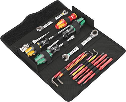 Wera 05136026001 Kraftform Kompakt SH 2 Sanitär Werkzeug-Satz