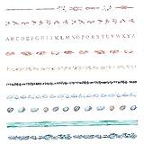 Froiny Suministros De Cinta Washi Scrapbook Cinta De Bricolaje Japón Papelería Cinta Adhesiva De Escuela Fuentes Arte Decorativo del Embalaje De Regalo De Scrapbooking