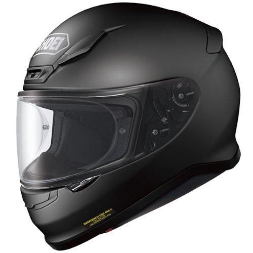 Shoei Nxr Klapphelm Integralhelm Helm Motorradhelm Mattschwarz XL (61-62cm)