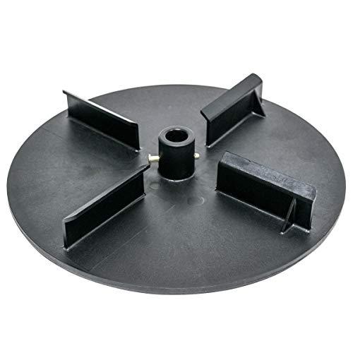 """SnowEx 10"""" Tailgate Pro Poly Spinner Kit for UTV Trucks SP-575X-1 SP-1075X-1 Salt Spreaders"""