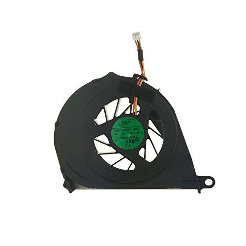 Ventilador Toshiba - A000080310 compatible con Toshiba Satellite L650 | L750 | L755 | L755D y part number AB7705HX-GB3