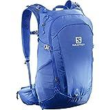 SALOMON Trailblazer 30, Zaino per Escursioni da 30 l Unisex-Adult, Blu (Nebulas Blue)
