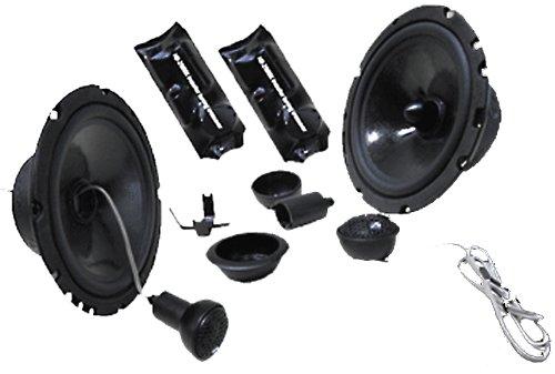 "CL 61CV.2 - CDT Audio 6.5"" 2-Way Convertible Component Speaker System"