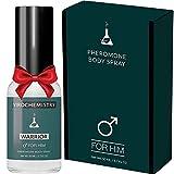 Pheromones to Attract Women for Men (Warrior) Body Spray - Bold, Extra Strength Human Pheromones Fragrance Body Spray - 50ml (Human Grade Pheromones to Attract Women)