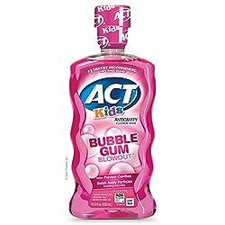 Image of ACT Kids Anti-Cavity...: Bestviewsreviews