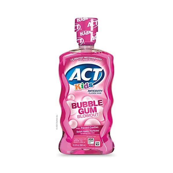 ACT Kids Bubblegum Mouthwash