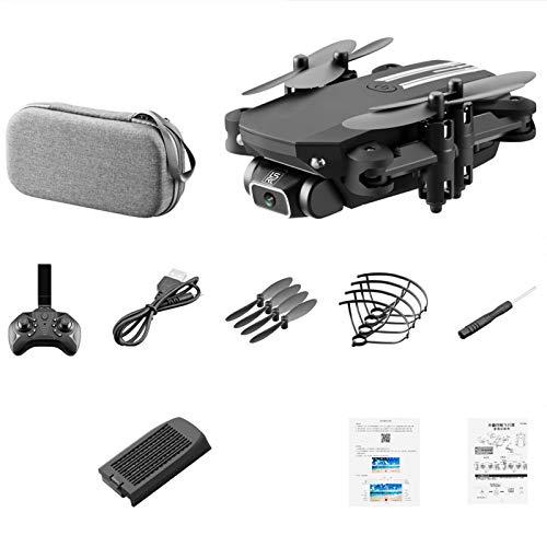 WWDKF Dron, Mini HD 480P 1080P 4K Tres Tipos De Píxeles Opcionales, Quadcopter Plegable Avión De Control Remoto De Altura Fija,B,480P