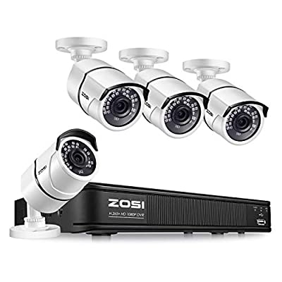 ZOSI Channel Security Camera System