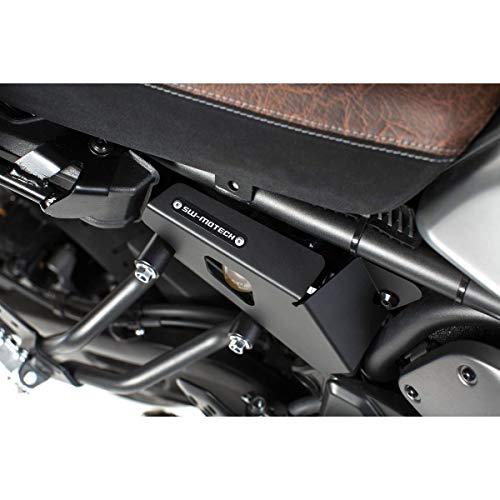 SW-Motech Bremsflüssigkeitsbehälter-Schutz Set - Schwarz. Yamaha XSR 700 (16-). Links und rechts.