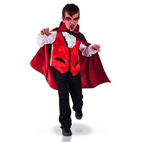 Rubies Disfraz Infantil - El Conde Drácula 3-4 años