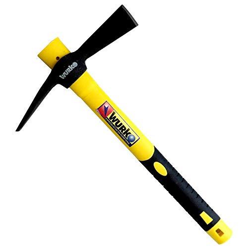 WURKO 167047 - Alcotana 5933-a 400gr. mango fibra acero sueco