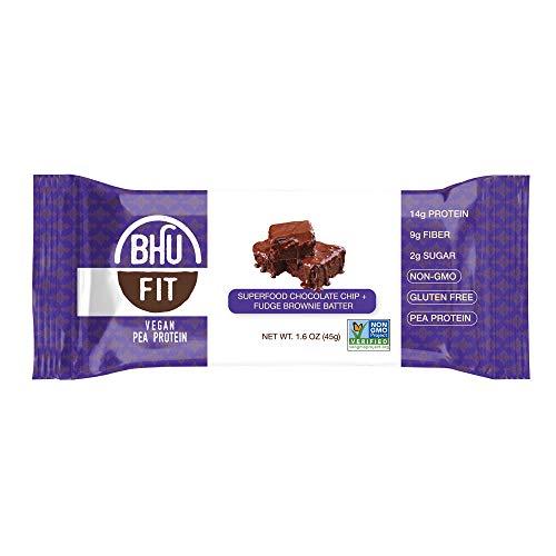 Price comparison product image BHU BAR Fudge Brownie Protein BAR