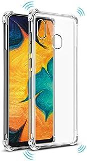 Capa Anti Shock Samsung Galaxy M20 2019, Cell Case, Capa Anti-Impacto, Transparente
