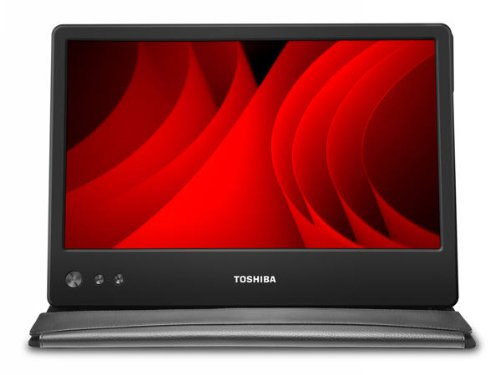 Toshiba 14-inch USB Ultra-portable Mobile LCD Monitor