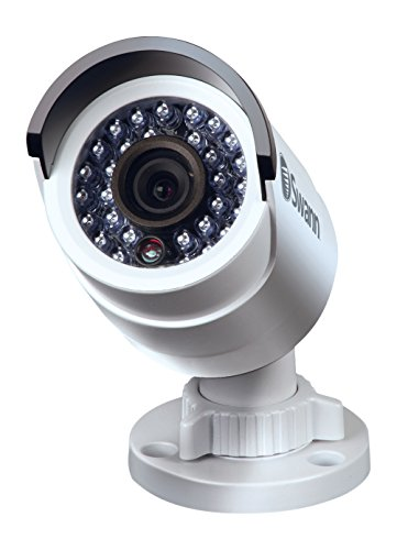 Swann CONHD-A1080X4-US 1080p Bullet CMOS IP Camera 4 Pack (White)