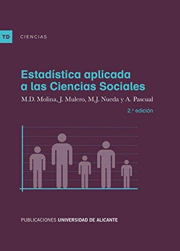 Estadística aplicada a las Ciencias Sociales (Textos docentes)