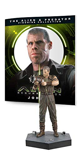 The Alien & Predator Figurine Collection Johner (Alien Resurrection) 12 cm Mini