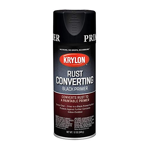 Krylon K06904200 Rust Protector Primers, Rust Converting Primer