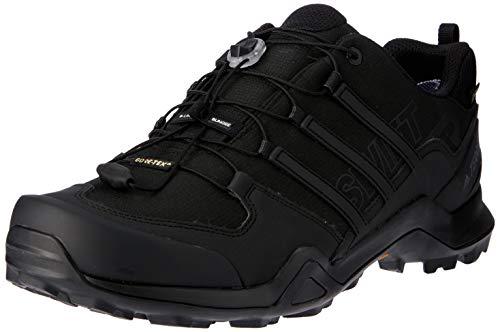Adidas Terrex Swift R2 GTX, Zapatillas de Running para Asfalto Hombre, Negro (Core Black/Core Black/Core Black 0), 43 1/3 EU