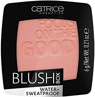 Catrice Blush Box, 025 Nude Peach