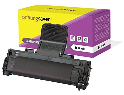 NERO Toner compatibile per SAMSUNG ML-1610, ML-1610P, ML-1615, ML-1650, ML-2010, ML-2010P, ML-2010R, ML-2015, ML-2510, ML-2570, ML-2571, ML-2571N, SCX-4321, SCX-4321F, SCX-4521, SCX-4521F stampanti