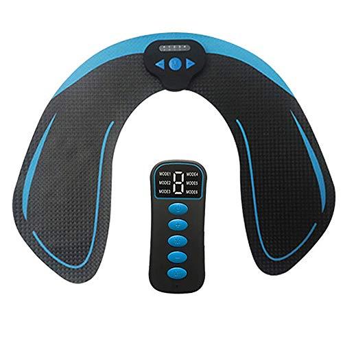 YUYDYU EMS Hips Trainer, intelligenter Hüfttrainer, Hüfttrainer für Frauen, intelligenter Elektrostimulator für Muskeln