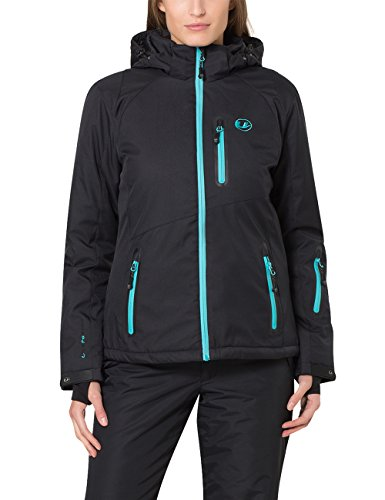 Ultrasport Softshelljacke Serfaus schwarz/blau size is not in selection DE