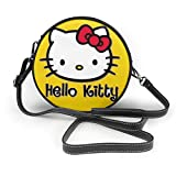 Hello Kitty Sac à main en cuir pour femme