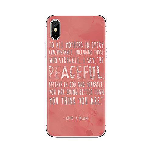 Bonita funda de silicona para teléfono de Jesús Love God y usted mejor para Huawei P7 P8 P9 P10 P20 P30 P40 Lite Plus Pro 2015 2016 2017 Mini-imágenes 6-P9 Lite 2016
