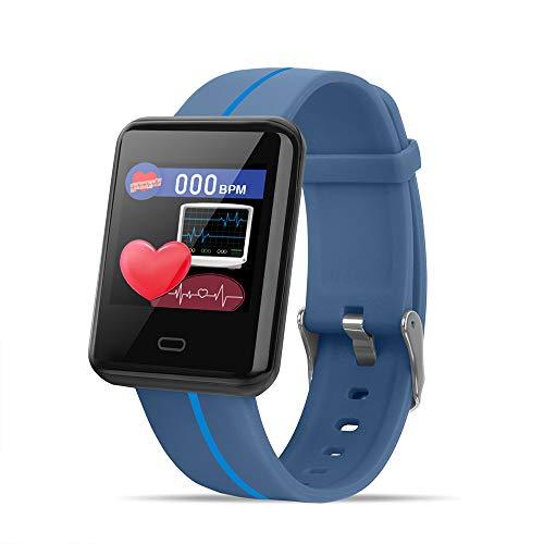 Styledress Fitness Smartwatch,wasserdichte Smart Watch Pulsuhr Armband Armband für iOS Android Fitness Armband, Armbanduhr Uhren Uhr Smart Watch Fitness Uhr für Herren Damen