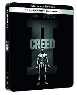 Creed II [4K Ultra HD + Blu-Ray-Édition boîtier SteelBook] (B07NBCL1WR) | Amazon price tracker / tracking, Amazon price history charts, Amazon price watches, Amazon price drop alerts