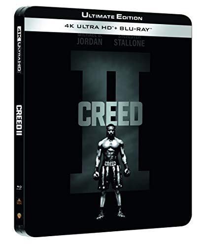 Creed II [4K Ultra HD + Blu-ray - Édition boîtier SteelBook]