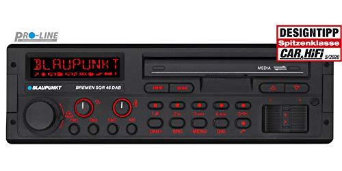 Blaupunkt, Bremen SQR 46 DAB, Autoradio, 1 DIN, Bluetooth, USB, Freisprecheinrichtung
