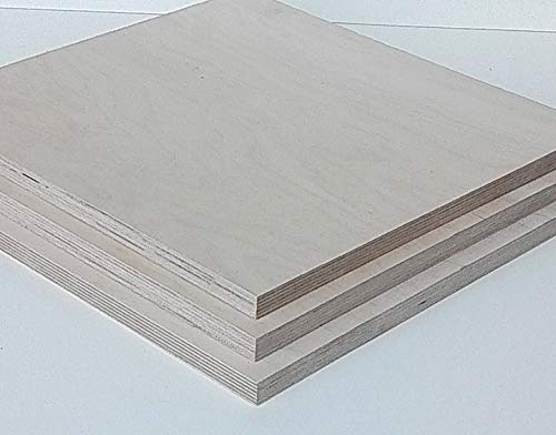 18mm starke Sperrholzplatten Multiplex,beste Tischlerei Qualität Sondermaße.