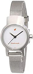 Fastrack Upgrade-Core Analog White Dial Women's Watch -NL2298SM02,Fastrack,NL2298SM02