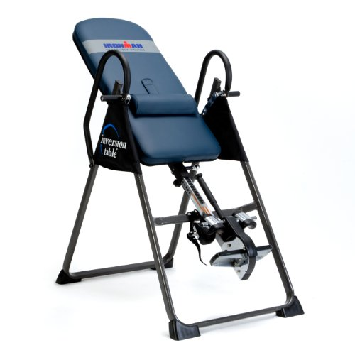 Gravity 4000 Inversion Table by IronMan review