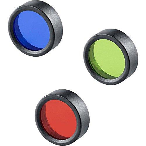 Walther 3.7114blau, grün, rot-Objektiv Objektiv-Filter (blau, grün, rot)