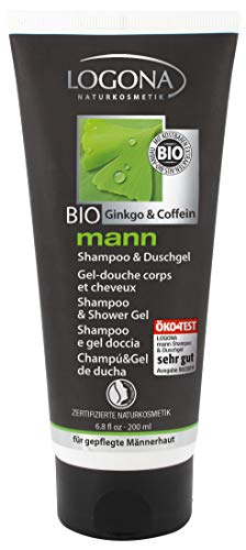 LOGONA Naturkosmetik mann Shampoo & Duschgel