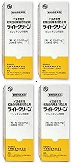 千寿製薬 ライトクリーン 犬用 15ml (動物用医薬品) ×4個