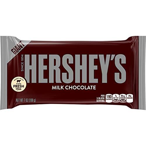 Hershey(ハーシー)ジャイアントミルクチョコレート198G