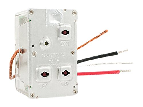 Insteon Smart In-Line On/Off Switch, In-LineLinc Relay, 2475SDB - Insteon Hub required for voice control with Alexa & Google Assistant