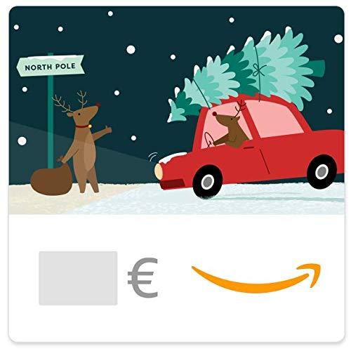 Digitaler Amazon.de Gutschein (Weihnachtstransport)