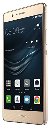 Huawei P9 lite Smartphone (13,2 cm (5,2 Zoll) Touch-Display, 16GB interner Speicher, 3GB RAM, Android 6) gold - 4